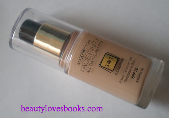 Max Factor All day flawless 3 in 1 foundation