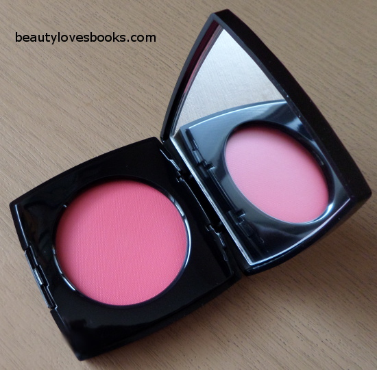 Chanel cream blush Affinite