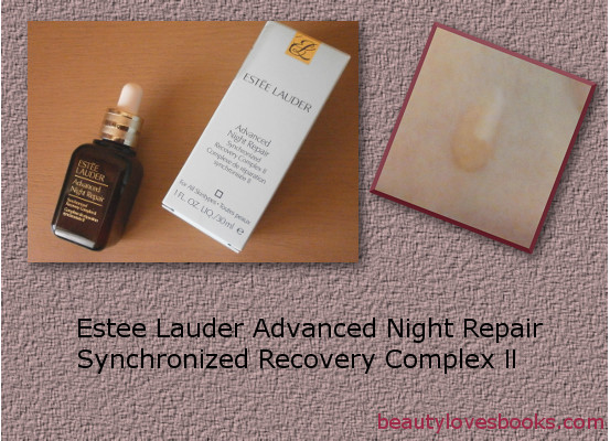 Estee Lauder Advanced night serum new formula