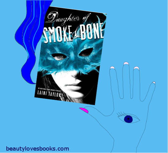 Daughter of smoke and bone book