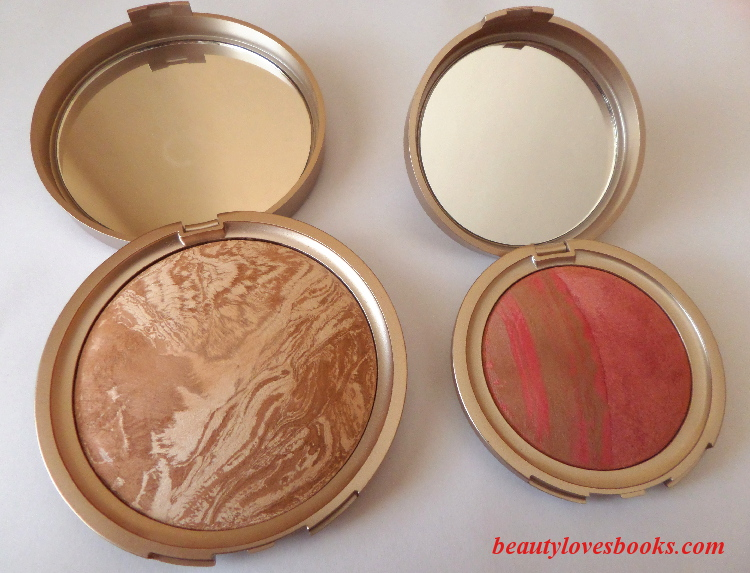 KIKO Life in Rio collection Essential Bronzer in 200 Warm Melange and Sun Lovers blush in 01 Ipanema peach