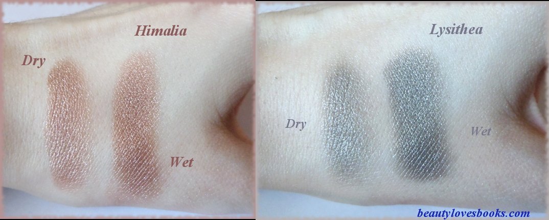 NARS Narsissist Dual intensity eyeshadow palette swatches