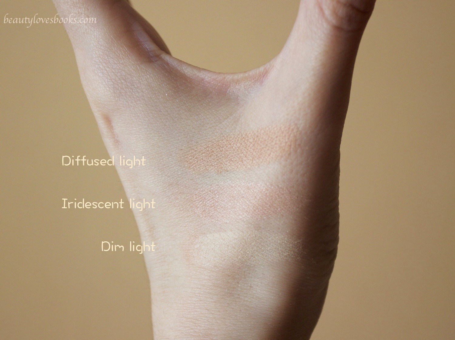Hourglass Ambient Lighting Powders Swatches   Dim Light, Iridescent Light, Diffused  Light