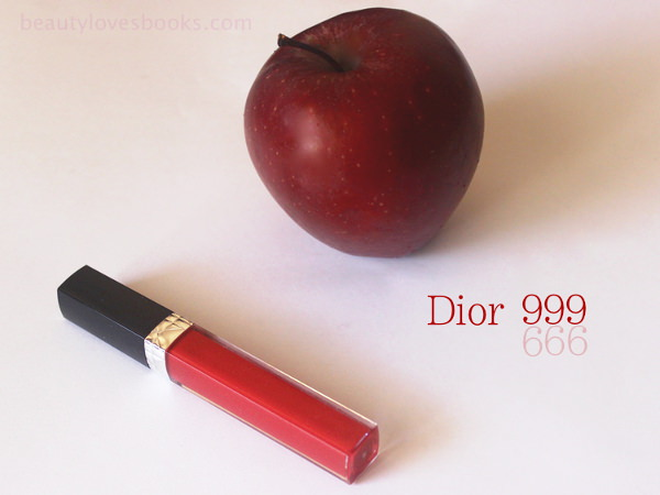 Rouge Dior Brilliant in the shade 999