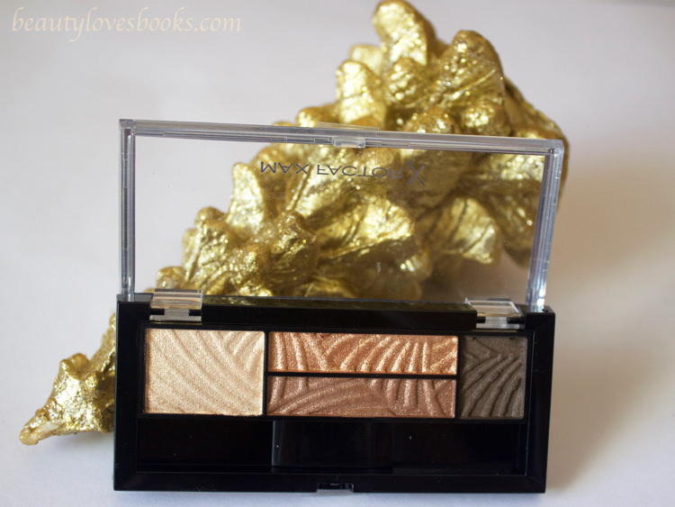 Max Factor Smokey eye drama kit in 03 Sumptuous Golds