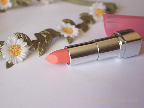 Rimmel Moisture Renew Sheer & Shine lipstick in the shade 600 Spin All Spring