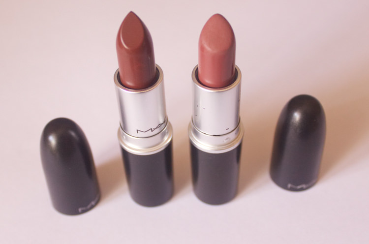 MAC @PatriciaBright lipstick and MAC Whirl